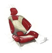 Car seat, Promarker®