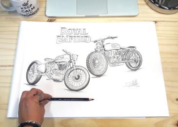 Royal Enfield, Prismacolor®